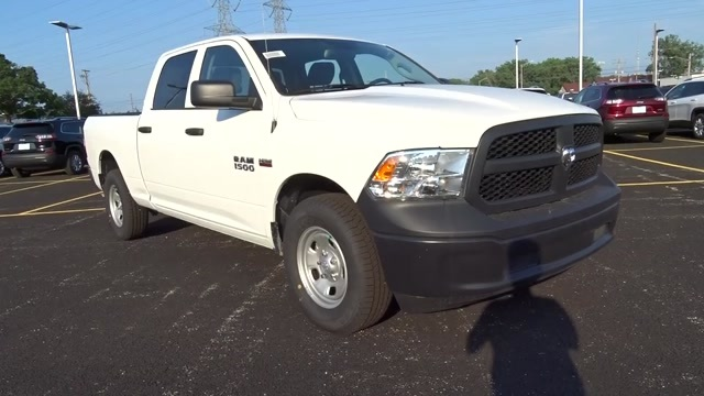2018 Ram 1500 Crew Cab 4x4,  Pickup #D181017 - photo 1