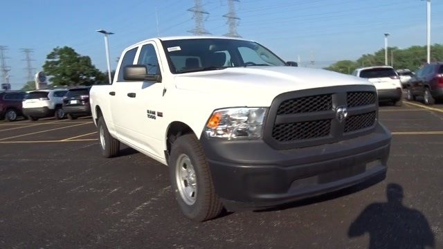 2018 Ram 1500 Crew Cab 4x4,  Pickup #D181017 - photo 3