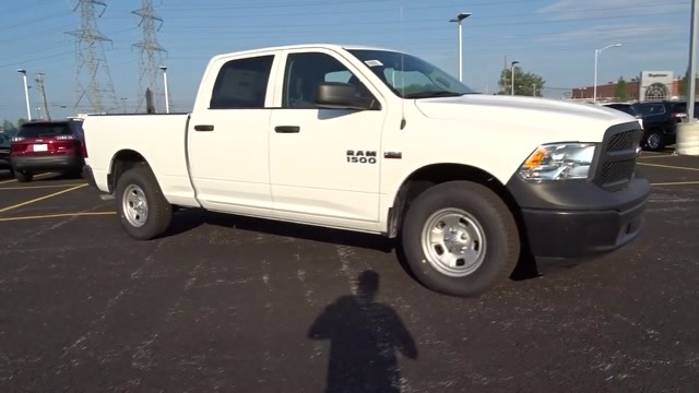 2018 Ram 1500 Crew Cab 4x4,  Pickup #D181017 - photo 39
