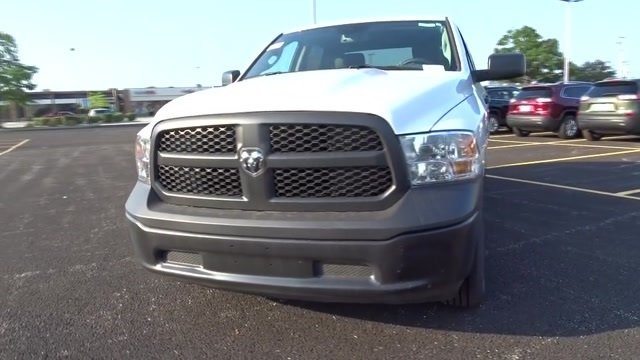 2018 Ram 1500 Crew Cab 4x4,  Pickup #D181017 - photo 5