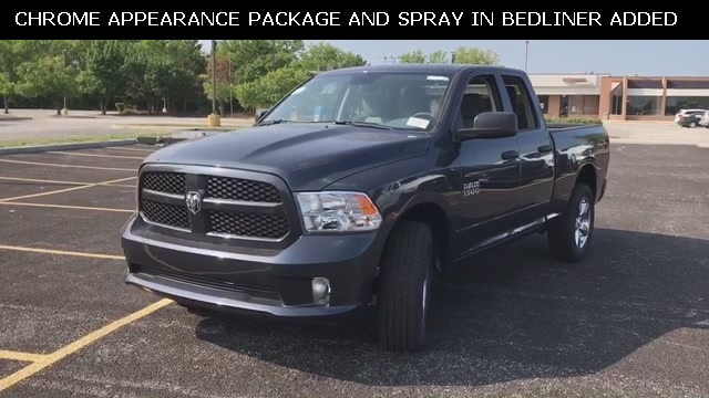 2018 Ram 1500 Quad Cab 4x4,  Pickup #D181086 - photo 40