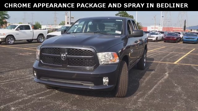 2018 Ram 1500 Quad Cab 4x4,  Pickup #D181087 - photo 40