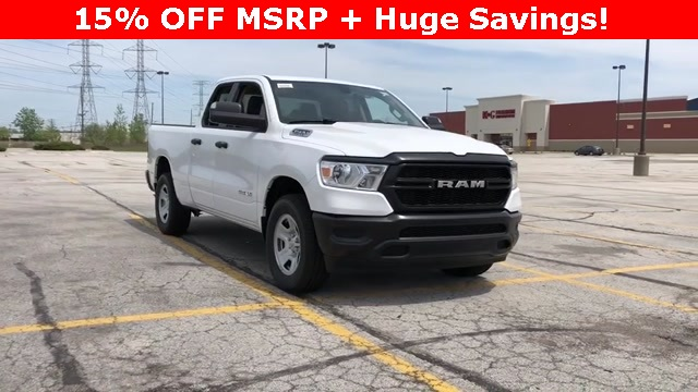 2019 Ram 1500 Quad Cab 4x4,  Pickup #D190041 - photo 40