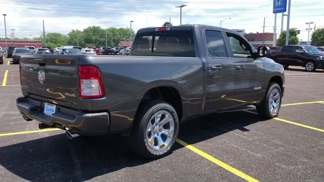 2019 Ram 1500 Quad Cab 4x4,  Pickup #D190066 - photo 13