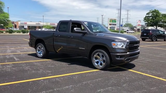 2019 Ram 1500 Quad Cab 4x4,  Pickup #D190066 - photo 4