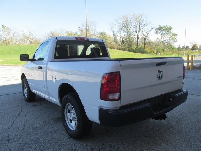 2019 Ram 1500 Regular Cab 4x4,  Pickup #D190241 - photo 2