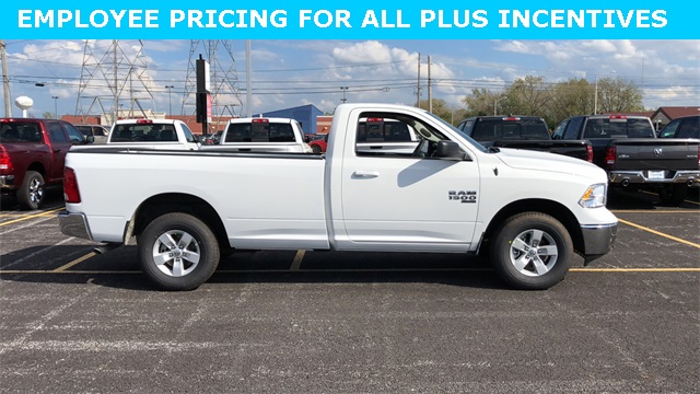 2019 Ram 1500 Regular Cab 4x4,  Pickup #D190267 - photo 4