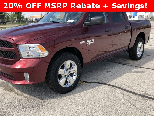 2019 Ram 1500 Crew Cab 4x4,  Pickup #D190273 - photo 12
