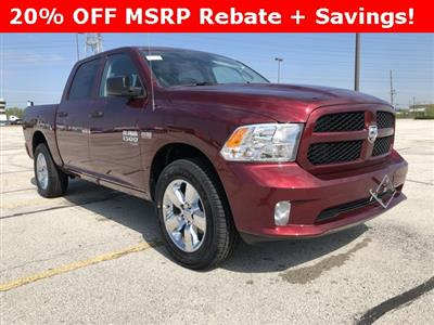 2019 Ram 1500 Crew Cab 4x4,  Pickup #D190273 - photo 5