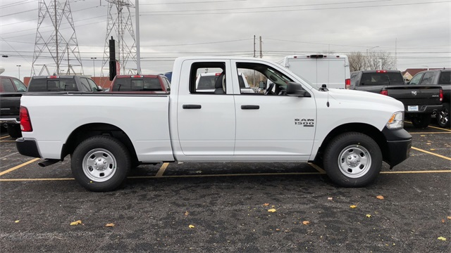 2019 Ram 1500 Quad Cab 4x4,  Pickup #D190313 - photo 4