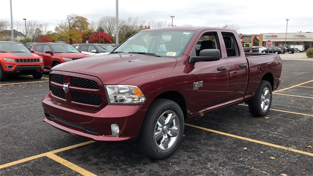 2019 Ram 1500 Quad Cab 4x4,  Pickup #D190350 - photo 1