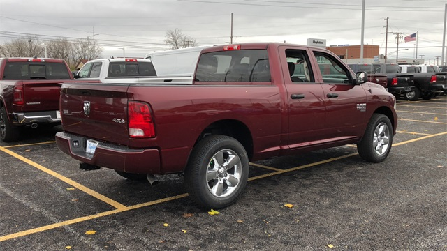 2019 Ram 1500 Quad Cab 4x4,  Pickup #D190350 - photo 5