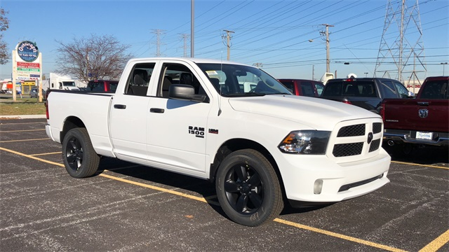 2019 Ram 1500 Quad Cab 4x4,  Pickup #D190359 - photo 3