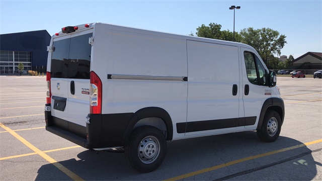 2019 ProMaster 1500 Standard Roof FWD, Empty Cargo Van #D190913 - photo 4