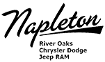 Napleton River Oaks Chrysler Dodge Jeep Ram logo