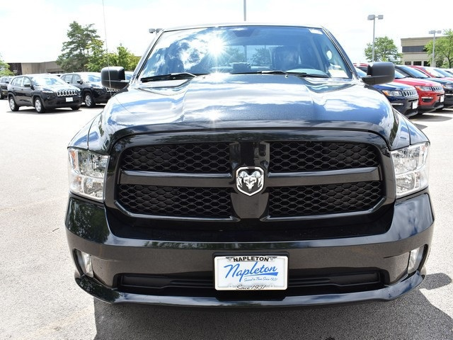 2017 Ram 1500 Quad Cab 4x4, Pickup #L1186 - photo 10