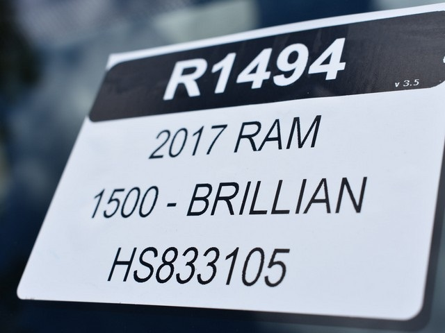 2017 Ram 1500 Crew Cab 4x4 Pickup #R1494 - photo 27