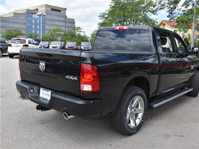 2017 Ram 1500 Crew Cab 4x4 Pickup #R1494 - photo 2