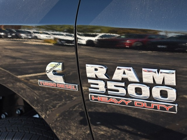 2018 Ram 3500 Crew Cab DRW 4x4 Pickup #R1566 - photo 11
