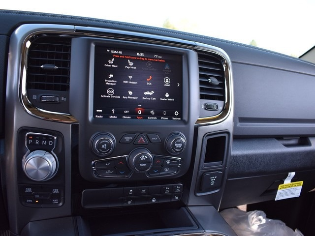 2018 Ram 1500 Quad Cab 4x4, Pickup #R1574 - photo 35