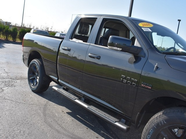 2018 Ram 1500 Quad Cab 4x4, Pickup #R1574 - photo 6