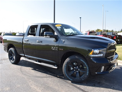 2018 Ram 1500 Quad Cab 4x4, Pickup #R1574 - photo 1