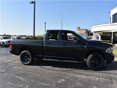 2018 Ram 1500 Quad Cab 4x4, Pickup #R1574 - photo 7