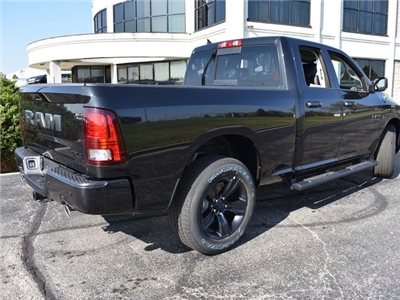 2018 Ram 1500 Quad Cab 4x4, Pickup #R1574 - photo 2