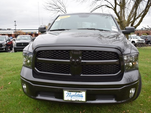 2018 Ram 1500 Crew Cab 4x4 Pickup #R1576 - photo 12