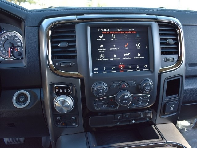 2018 Ram 1500 Crew Cab 4x4 Pickup #R1596 - photo 38