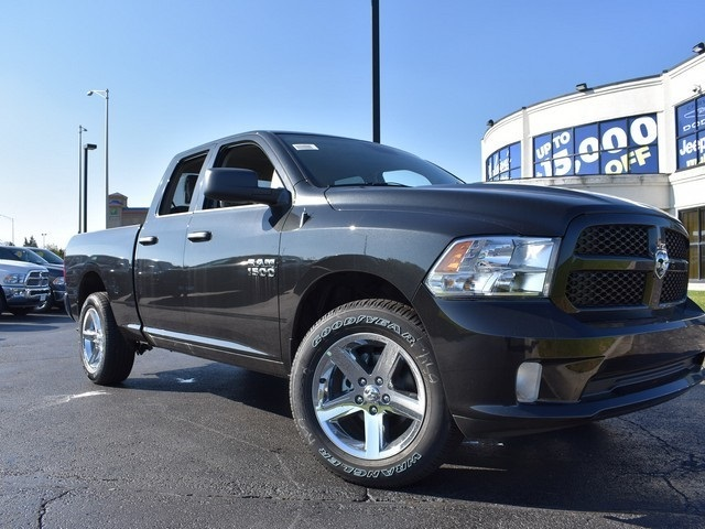 2018 Ram 1500 Quad Cab 4x4, Pickup #R1613 - photo 14
