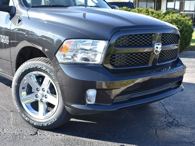 2018 Ram 1500 Quad Cab 4x4, Pickup #R1613 - photo 3