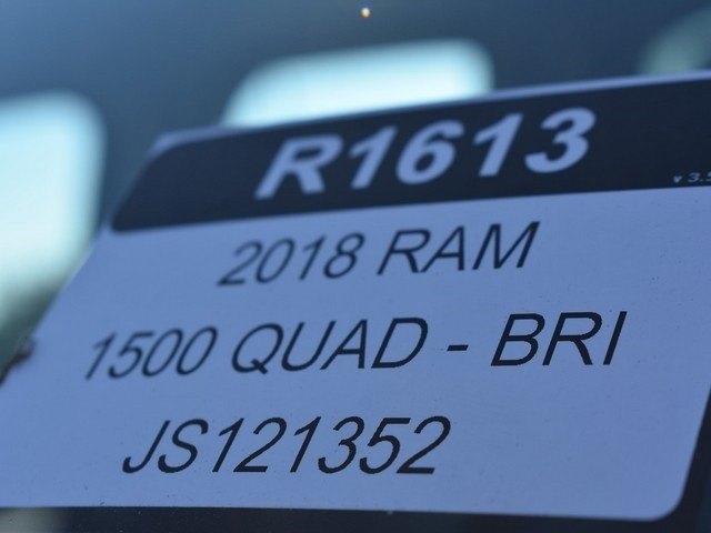 2018 Ram 1500 Quad Cab 4x4, Pickup #R1613 - photo 37