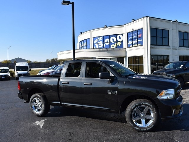 2018 Ram 1500 Quad Cab 4x4, Pickup #R1613 - photo 6