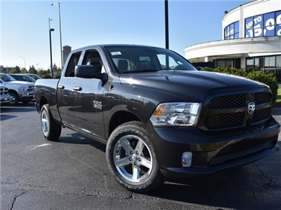 2018 Ram 1500 Quad Cab 4x4, Pickup #R1613 - photo 1