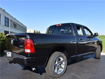 2018 Ram 1500 Quad Cab 4x4, Pickup #R1613 - photo 2