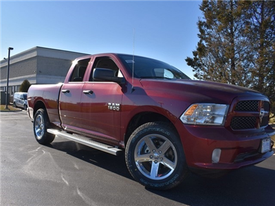 2018 Ram 1500 Quad Cab 4x4, Pickup #R1626 - photo 14