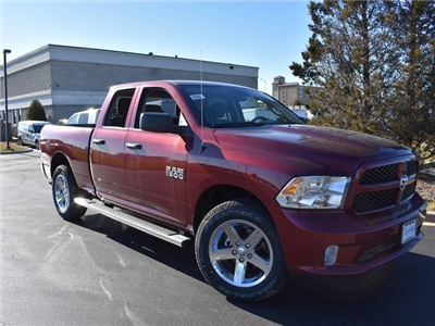 2018 Ram 1500 Quad Cab 4x4, Pickup #R1626 - photo 1
