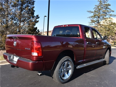 2018 Ram 1500 Quad Cab 4x4, Pickup #R1626 - photo 2
