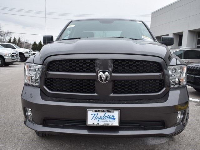 2018 Ram 1500 Quad Cab 4x4, Pickup #R1647 - photo 10