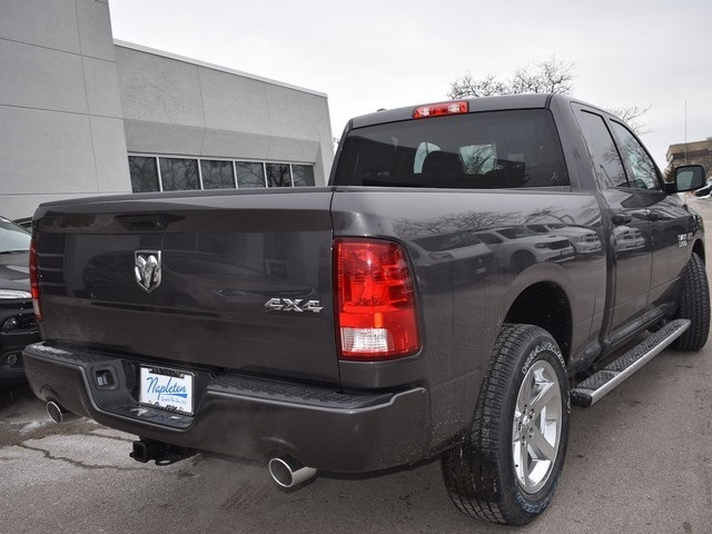 2018 Ram 1500 Quad Cab 4x4, Pickup #R1647 - photo 2