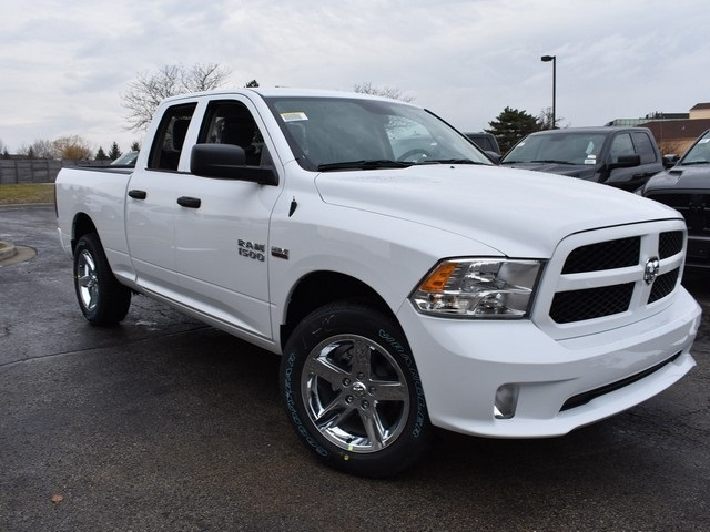 2018 Ram 1500 Quad Cab 4x4, Pickup #R1650 - photo 14