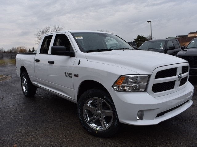 2018 Ram 1500 Quad Cab 4x4, Pickup #R1650 - photo 1