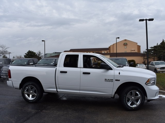 2018 Ram 1500 Quad Cab 4x4, Pickup #R1650 - photo 7