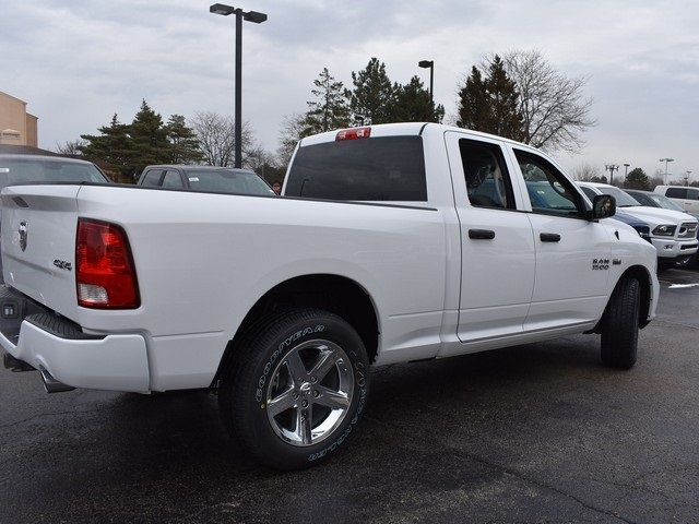 2018 Ram 1500 Quad Cab 4x4, Pickup #R1650 - photo 2