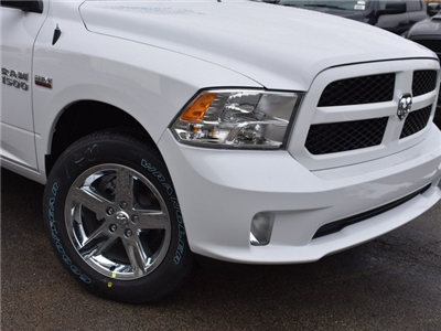 2018 Ram 1500 Quad Cab 4x4, Pickup #R1650 - photo 3