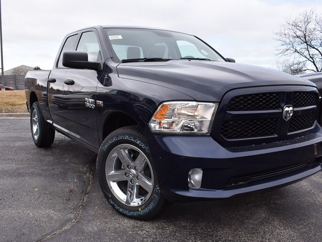 2018 Ram 1500 Quad Cab 4x4,  Pickup #R1661 - photo 1
