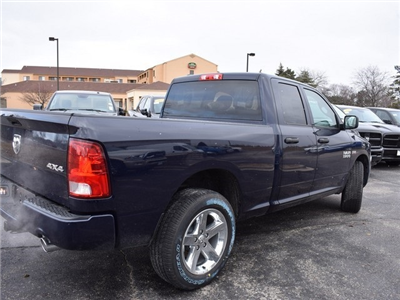 2018 Ram 1500 Quad Cab 4x4,  Pickup #R1661 - photo 2