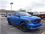 2018 Ram 1500 Crew Cab 4x4 Pickup #R1666 - photo 7