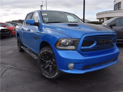 2018 Ram 1500 Crew Cab 4x4 Pickup #R1672 - photo 9